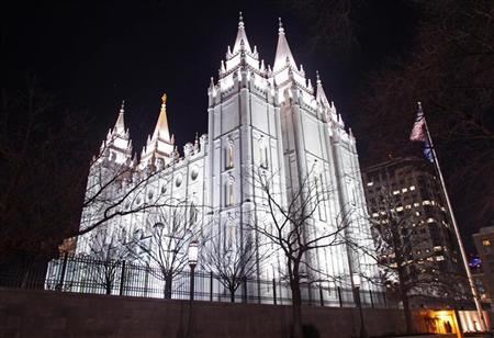 To match Special Report MORMONCHURCH/