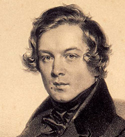 Robt. Schumann (June 8th, 1810–July 29th, 1856)