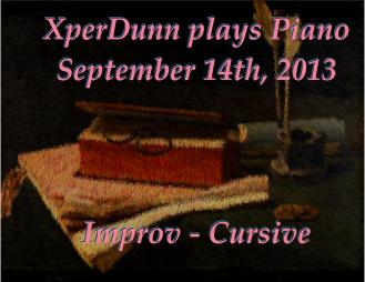 Improv - Cursive  (2013Sep14)