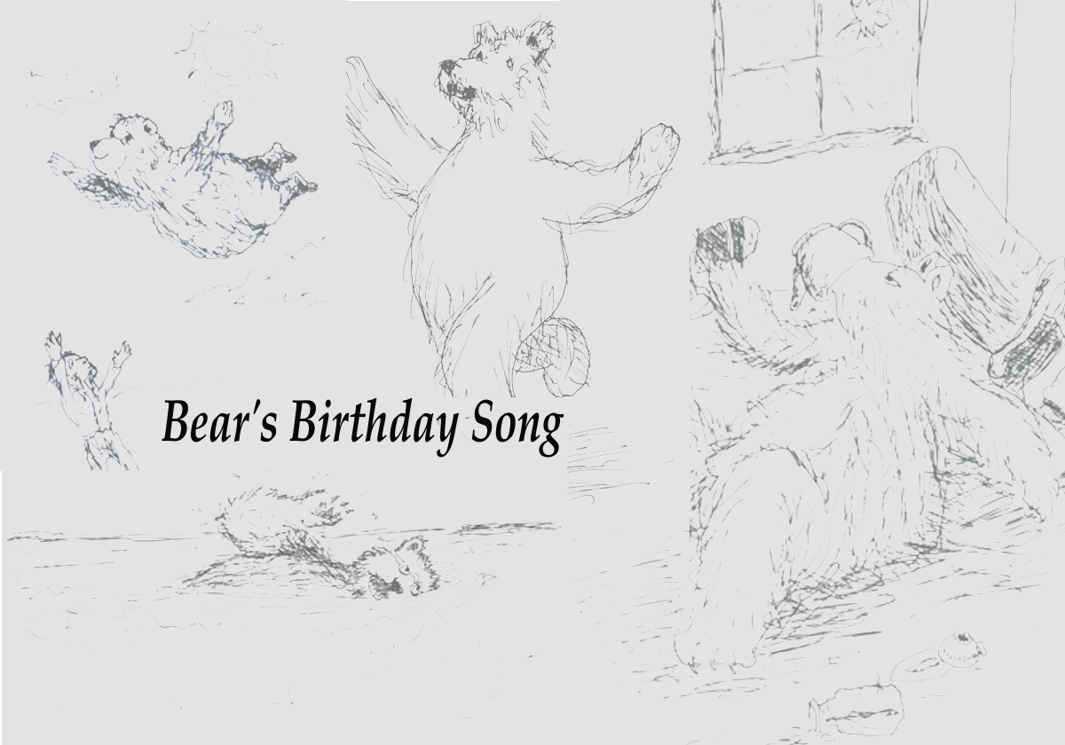 Bear's Birthday Song  (2013Apr10)