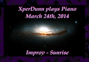 20140324XD-Improv-Sunrise(TitlesCARD)