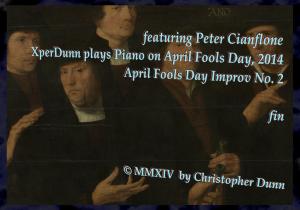 April Fools  Improv No. 2