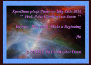 20140715XD-Improv-Pete_and_I-MakeABeging(CreditsCARD)