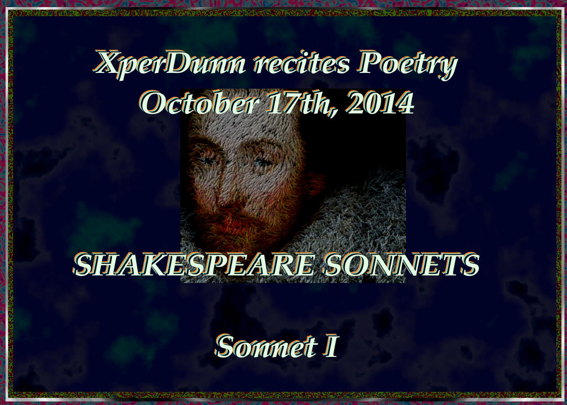 shakespeares sonnet was a psychological insight of himself The shakespearean sonnet: overview william shakespeare wrote one hundred fifty-four sonnets a sonnet is a form of lyric poetry with fourteen lines and a specific rhyme scheme (lyric poetry presents the deep feelings and emotions of the poet as opposed to poetry that tells a story or.